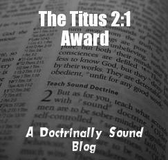 Titus 2_1 Award