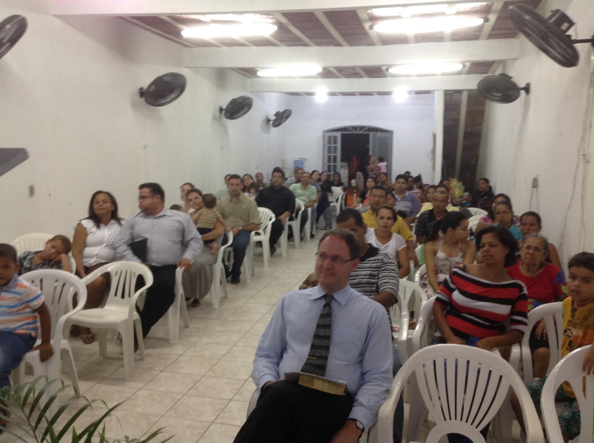 Reformed congregation of Imbiribeira in Recife, Brazil