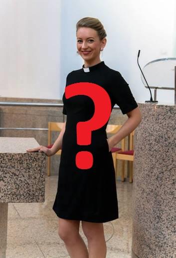 Pastor Lady