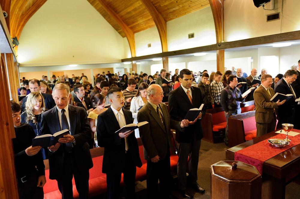 Reformed Church Service